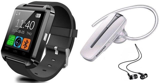 Smart watch with BT