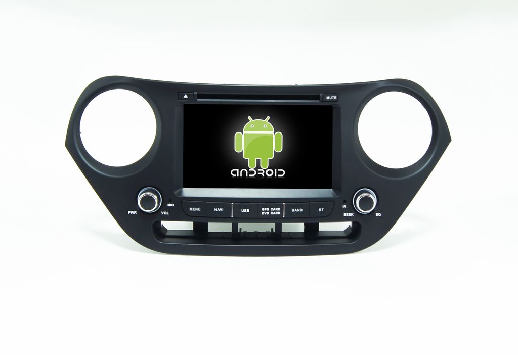 Hyundai Xcent - 7 inch Android Touch screen infotainment system with DVD, GPS Navigation, etc...