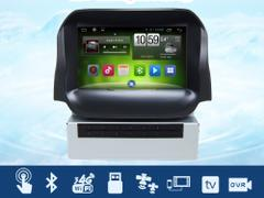 Ford Ecosport - 8 inch Android 6 Touch screen infotainment system with DVD, GPS Navigation, etc...