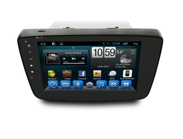 Maruti Baleno - 8 inch Android Touch screen infotainment system with GPS Navigation, etc...
