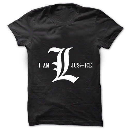 DeathNote Justice T shirt