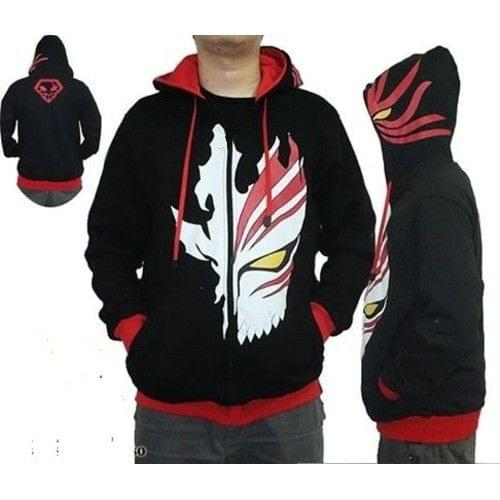 Bleach Hooodie ( Non zipper)