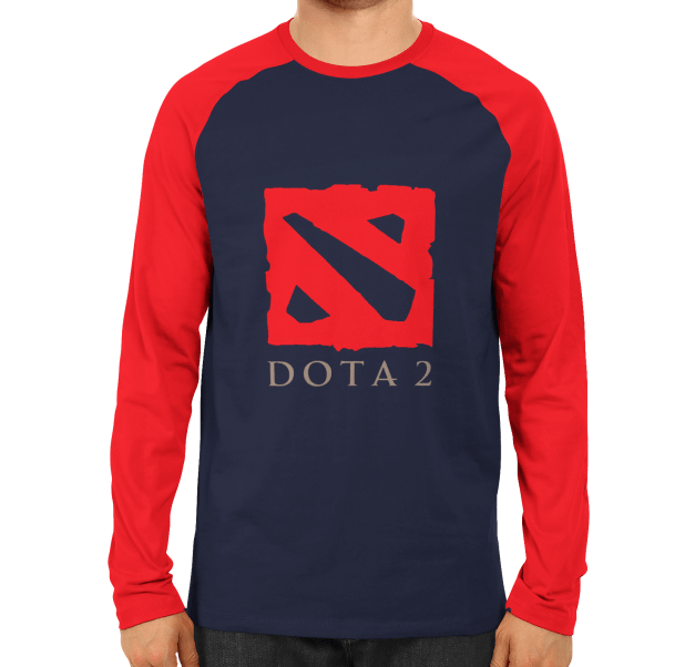 Dota Logo Full Sleeve