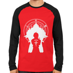 Elric Brother Raglan