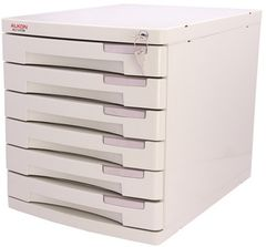 Alkon Cabinet With 6 Drawers