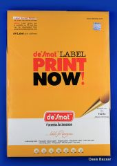 A/4 Printing Label ST