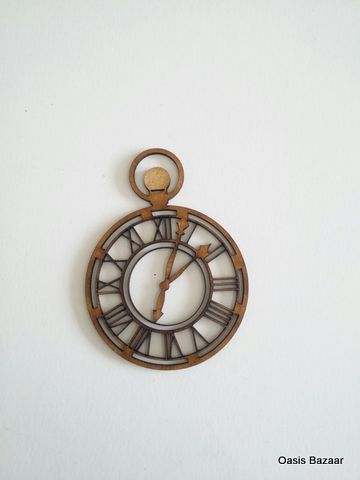 WE Pocket Clock 01