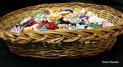 Assorted Flowers basket