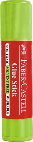 Faber-Castell Non-toxic, ASTM D-4236 Glue Stick  (Set of 2)