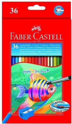 Faber-Castell Triangular Shaped Color Pencil