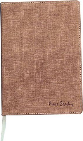 Pierre Cardin A5 Journal  (Brown)