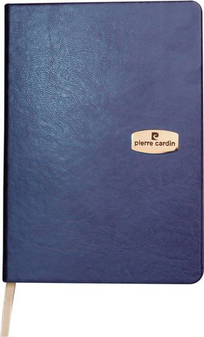 Pierre Cardin A5 Journal  (Blue)