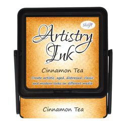 Artistry Inks - Cinnamon Tea