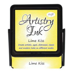 Artistry Inks - Lime Kiss