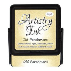 Artistry Inks - Old Parchment