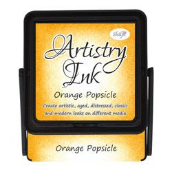 Artistry Inks - Orange Popsicle