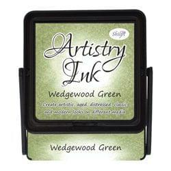 Artistry Inks - Wedgewood Green