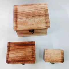 Square round corner Box Small