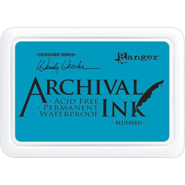 Archival Ink - Bluebird