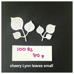 Cheery Lynn Leaves Small