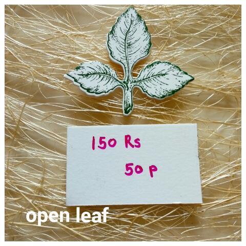 Open Leaf - 01