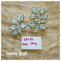 Open Leaf - 03