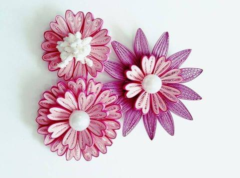 Quilled Flowers - 20