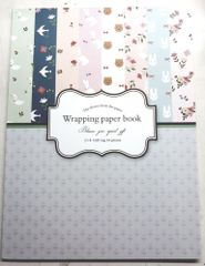 Wrapping Paper Book - Blossom Your Special Gift
