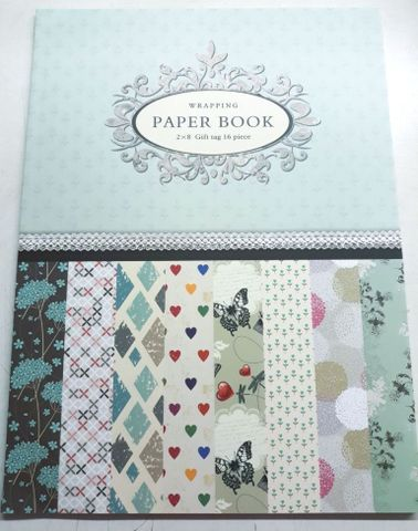 Paper Pack - Wrapping Paper Book.