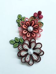 Quilled Bunches - 04