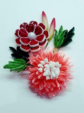 Quilled Bunches - 05