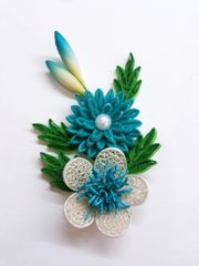 Quilled Bunches - 09