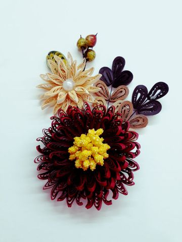 Quilled Bunches - 10
