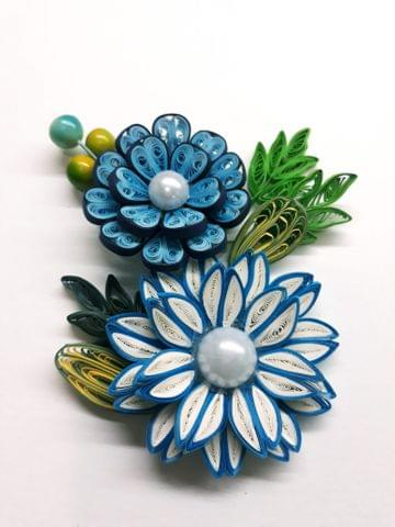 Quilled Bunches - 11