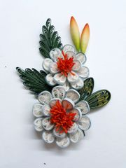 Quilled Bunches - 12