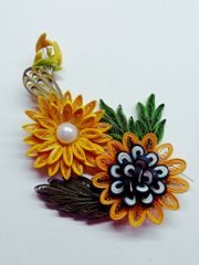 Quilled Bunches - 15