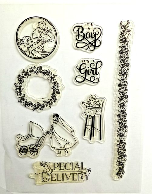 Clear Stamps - 032