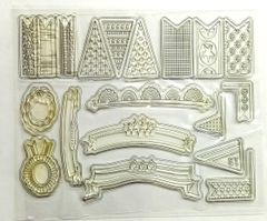 Clear Stamps - 034
