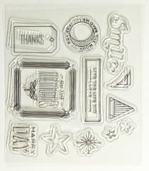 Clear Stamps - 035