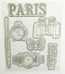 Clear Stamps - 036