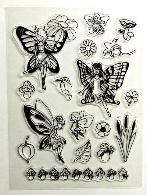 Clear Stamps - 038