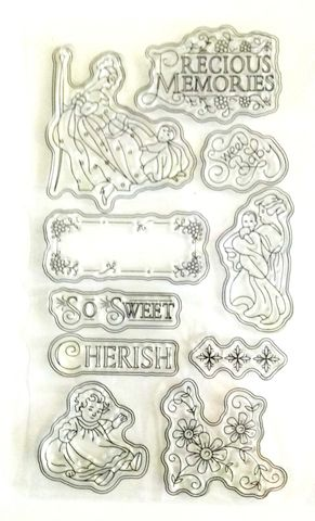 Clear Stamps - 040