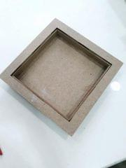 Wooden Tray in Square Shape 12 X 12 inches in Size
