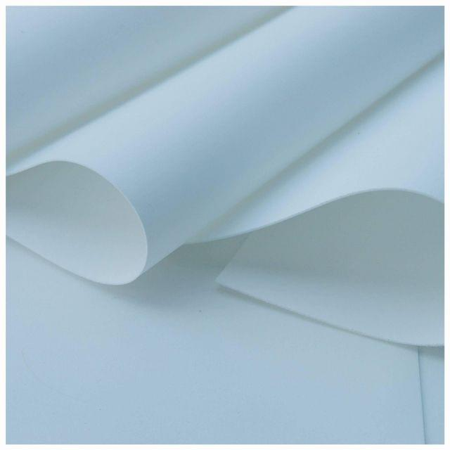 "Foam Sheets White in Color 20"" X 20"" Inches in Size."
