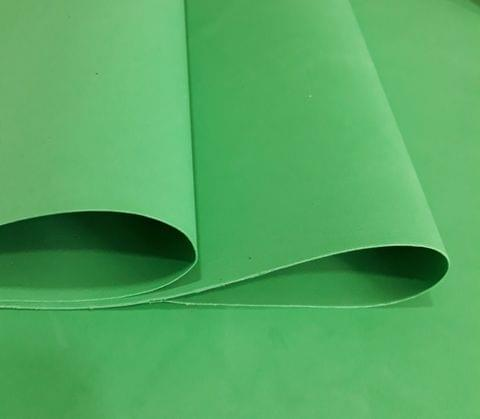 "Foam Sheets  Dark Green in Color 18"" X 18"" Inches in Size."