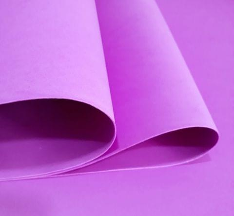 "Foam Sheets Dark Magenta in Color 18"" X 18"" Inches in Size."