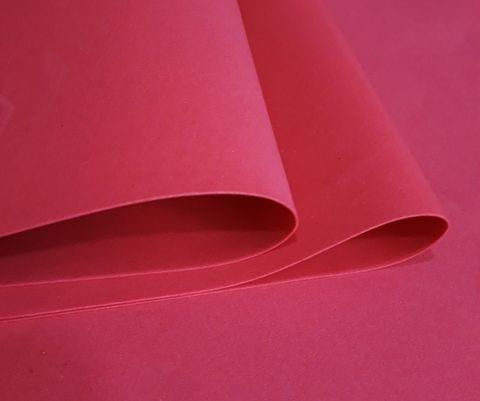 "Foam Sheets Red in Color 18"" X 18"" Inches in Size."