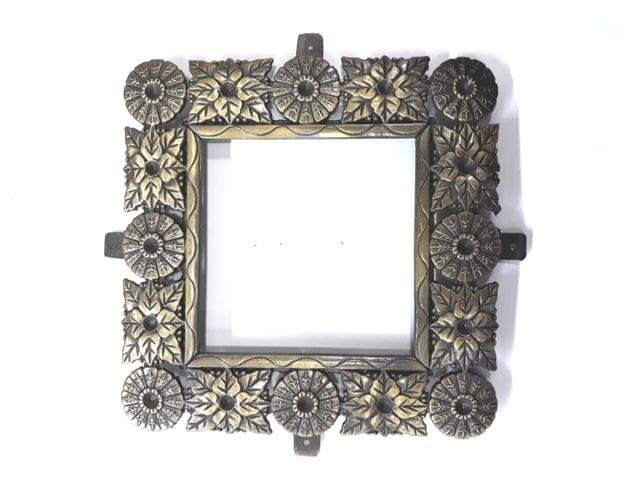 "Metal FrameBig 6"" X 8"" Inches in Size"