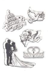 Clear Stamps 041