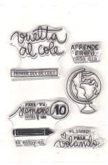 Clear Stamps 042